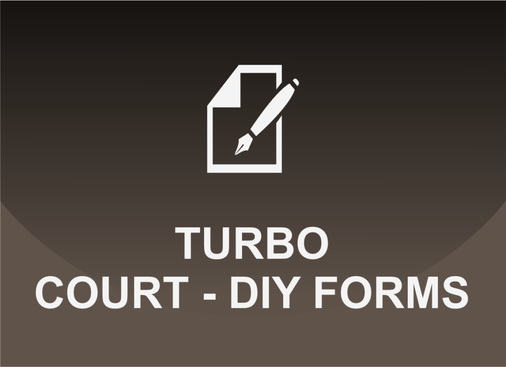 TurboCourt DIY Forms