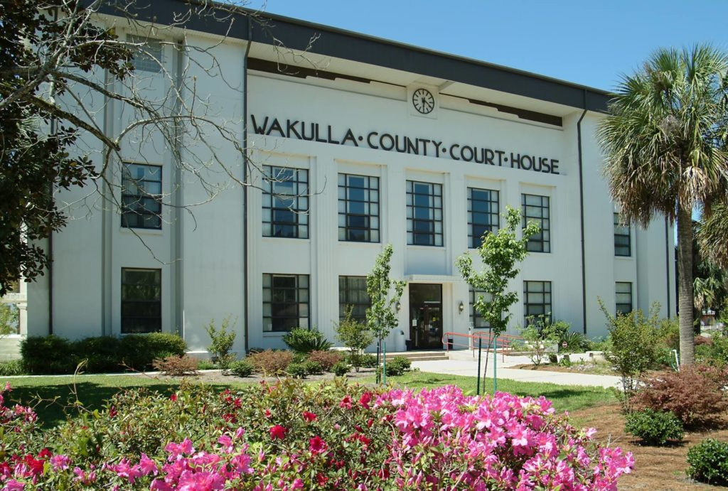 WakullaCourthouse